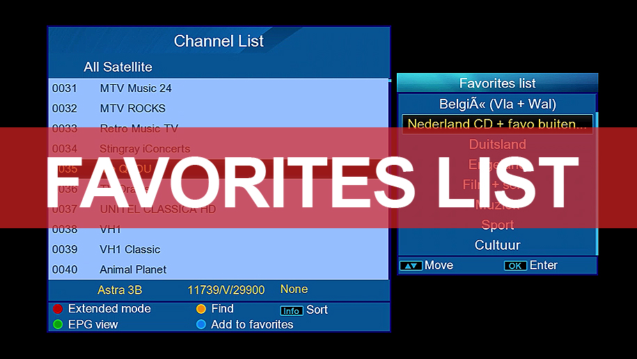 Install now your favorite satellite channels list! – Aliyan UNO IPTV BOX